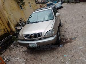 Lexus RX 1999 300 4WD Gold | Cars for sale in Rivers State, Obio-Akpor