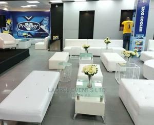 Lounge Chairs Sofas Tables Stool for Types of Events | Party, Catering & Event Services for sale in Lagos State, Ikeja
