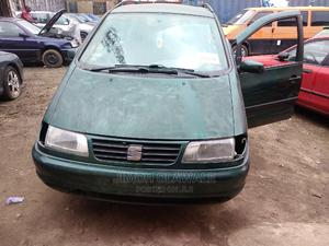 Volkswagen Sharan 2000 2.8 Green | Cars for sale in Lagos State, Isolo