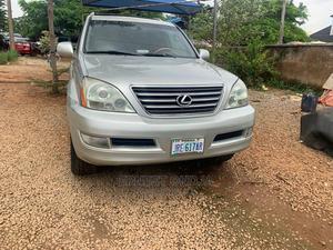 Lexus GX 2004 470 Silver | Cars for sale in Abuja (FCT) State, Gwarinpa
