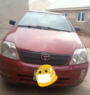 Toyota Corolla 2003 Sedan Red | Cars for sale in Abuja (FCT) State, Dutse-Alhaji