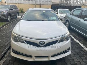 Toyota Camry 2012 White | Cars for sale in Lagos State, Shomolu