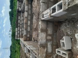 4 Bedrooms Foundation With Two Room Self Attached | Land & Plots For Sale for sale in Ogun State, Abeokuta North