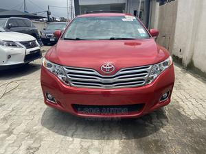 Toyota Venza 2010 AWD Red | Cars for sale in Lagos State, Ajah