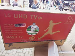 LG 55 Inches Smart Tv   TV & DVD Equipment for sale in Lagos State, Lekki