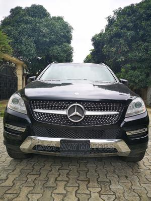 Mercedes-Benz M Class 2012 ML 350 4Matic Black   Cars for sale in Lagos State, Lekki