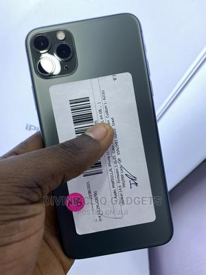 Apple iPhone 11 Pro Max 64 GB Black | Mobile Phones for sale in Rivers State, Eleme