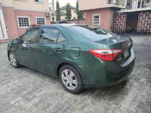 Toyota Corolla 2015 Green | Cars for sale in Rivers State, Port-Harcourt
