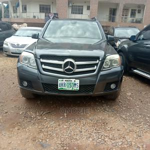 Mercedes-Benz GLK-Class 2010 350 Gray | Cars for sale in Abuja (FCT) State, Gwarinpa