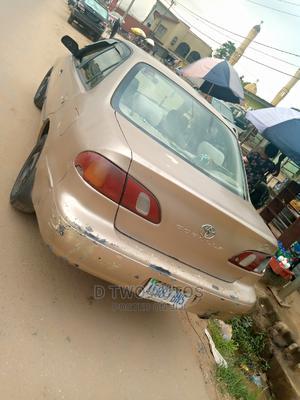 Toyota Corolla 1998 Sedan Gold | Cars for sale in Lagos State, Ifako-Ijaiye
