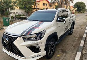 Toyota Hilux 2020 White | Cars for sale in Lagos State, Lekki