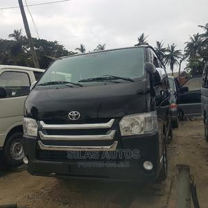 Toyota Hiace 2010 2.7 Vvt-I 4X4 SRX Black | Buses & Microbuses for sale in Lagos State, Apapa