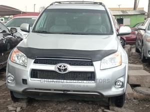Toyota RAV4 2011 2.5 Limited 4x4 Silver   Cars for sale in Lagos State, Apapa