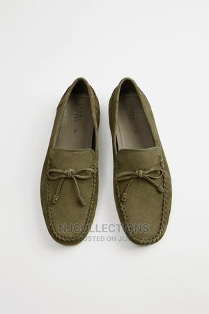 Zara Man Leather Loafers | Shoes for sale in Abuja (FCT) State, Apo District