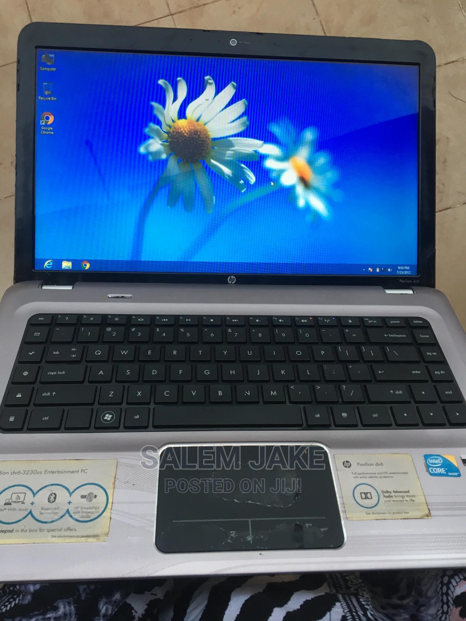 Archive: Laptop HP Pavilion Dv6 4GB Intel Core I3 HDD 500GB