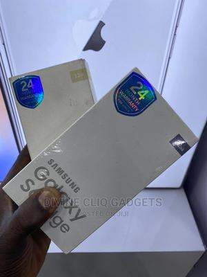 New Samsung Galaxy S6 edge 32 GB Blue | Mobile Phones for sale in Rivers State, Degema