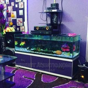Tv Stand Aquarium 48*16*12 | Fish for sale in Lagos State, Surulere