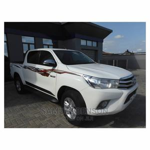 Toyota Hilux 2016 SR White | Cars for sale in Lagos State, Lekki