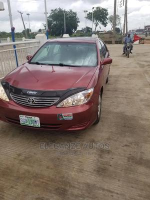 Toyota Camry 2003 Red   Cars for sale in Oyo State, Ogbomosho South