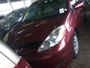Toyota Sienna 2008 Red | Cars for sale in Lagos State, Apapa