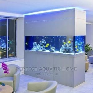 Half Wall Aquarium | Pet's Accessories for sale in Lagos State, Surulere