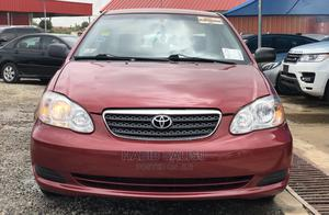 Toyota Corolla 2006 Red | Cars for sale in Abuja (FCT) State, Jahi