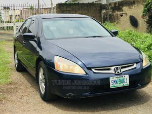 Honda Accord 2007 2.4 Exec Automatic Blue | Cars for sale in Oyo State, Ibadan