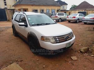 Ford Taurus 2008 Limited AWD White   Cars for sale in Oyo State, Ibadan
