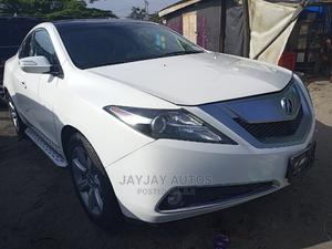 Acura ZDX 2013 Base AWD White | Cars for sale in Lagos State, Apapa