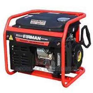 Sumec Firman Generator ECO 1990S Red 100% Copper | Electrical Equipment for sale in Lagos State, Ikeja