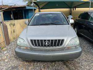 Lexus RX 2003 300 2WD Silver   Cars for sale in Lagos State, Abule Egba