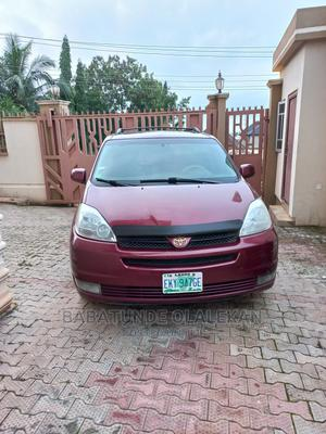 Toyota Sienna 2005 XLE Red   Cars for sale in Ogun State, Abeokuta South