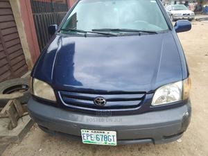 Toyota Sienna 2002 XLE Blue   Cars for sale in Lagos State, Shomolu