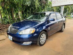 Toyota Corolla 2005 LE Blue   Cars for sale in Abuja (FCT) State, Garki 1
