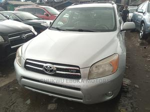 Toyota RAV4 2007 Limited V6 Silver   Cars for sale in Lagos State, Apapa