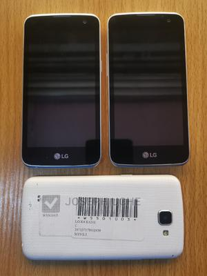 LG K4 8 GB Blue | Mobile Phones for sale in Lagos State, Mushin