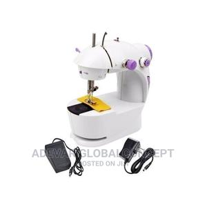 Mini Electric Portable Home Sewing Machine   Home Appliances for sale in Lagos State, Ikeja