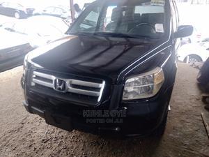 Honda Pilot 2007 EX 4x4 (3.5L 6cyl 5A) Black | Cars for sale in Lagos State, Ikeja