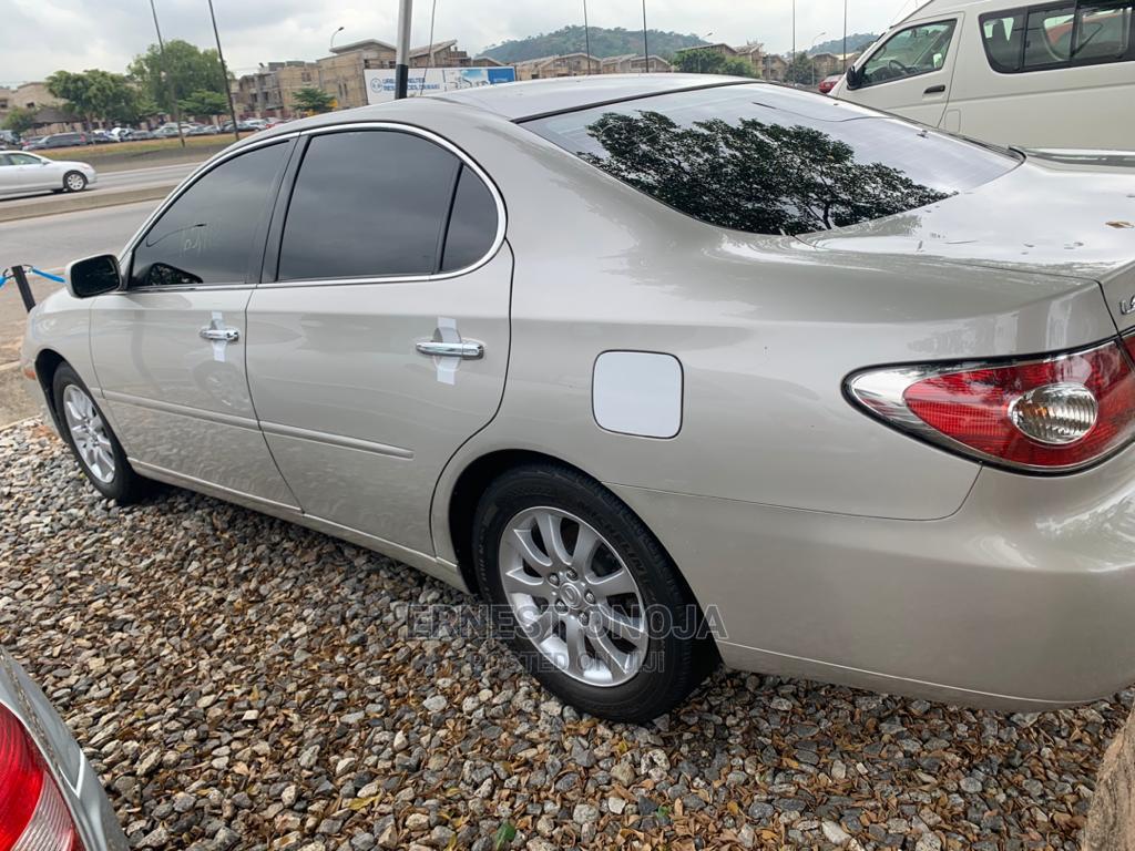 Lexus ES 2004 330 Sedan Silver | Cars for sale in Gwarinpa, Abuja (FCT) State, Nigeria