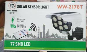 Solar Sensor Security Light | Solar Energy for sale in Lagos State, Ogba