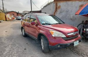 Honda CR-V 2008 Red | Cars for sale in Lagos State, Ikeja