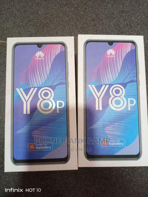 New Huawei Y8p 128 GB Black | Mobile Phones for sale in Lagos State, Agege