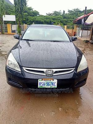 Honda Accord 2005 Black | Cars for sale in Kaduna State, Kaduna / Kaduna State