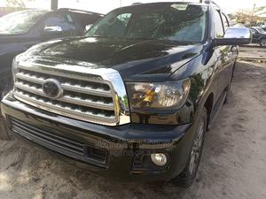 Toyota Sequoia 2017 Black   Cars for sale in Lagos State, Apapa