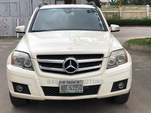 Mercedes-Benz GLK-Class 2010 350 4MATIC White | Cars for sale in Abuja (FCT) State, Gwarinpa