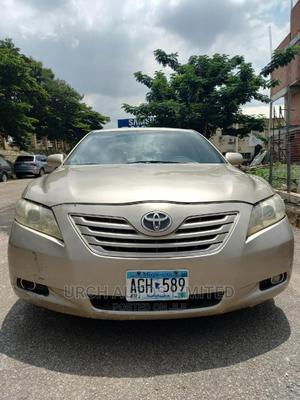 Toyota Camry 2007 Gold   Cars for sale in Abuja (FCT) State, Wuse 2