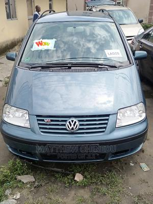 Volkswagen Sharan 2007 2.8 V6 Green | Cars for sale in Lagos State, Amuwo-Odofin