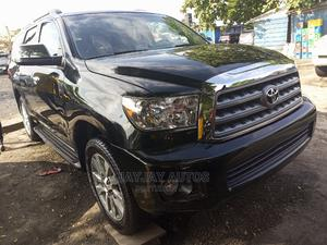 Toyota Sequoia 2015 Black   Cars for sale in Lagos State, Apapa