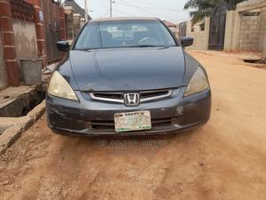 Honda Accord 2004 Sedan EX Gray   Cars for sale in Lagos State, Ikoyi