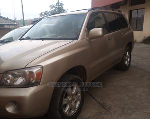 Toyota Highlander 2004 Limited V6 4x4 Gold | Cars for sale in Oyo State, Ibadan